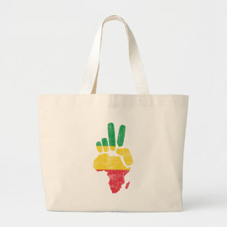 darfur africa peace hand bag