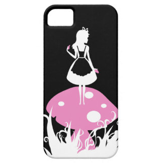 Dark Alice iPhone 5 case
