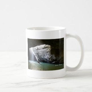Dark Arch Waterfall Coffee Mug