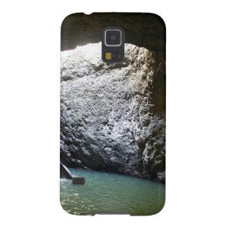 Dark Arch Waterfall Galaxy S5 Case