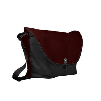 Dark Black Chocolate Sinfully Rich 330000 Commuter Courier Bags