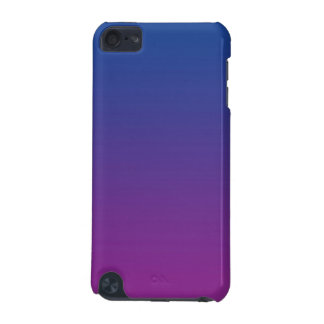 Dark Blue & Purple Ombre iPod Touch (5th Generation) Case