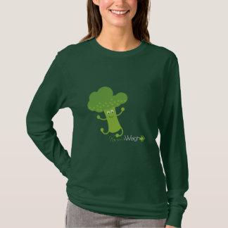 "Dark Broccoli ""t"" T-Shirt"