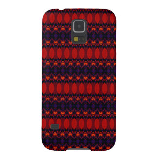 Dark colored pattern galaxy s5 covers