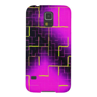 Dark Digital Art Beautiful Light Design Style Fash Galaxy S5 Case