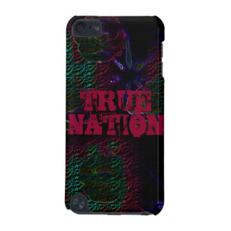 Dark Flower True Nation iPod Touch (5th Generation) Covers