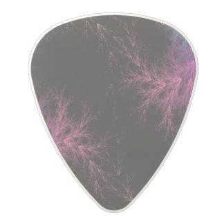 Dark Lightening Polycarbonate Guitar Pick