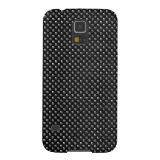 dark metal with bolt pattern galaxy s5 covers
