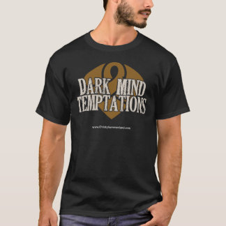 Dark Mind Temptations Black T-Shirt