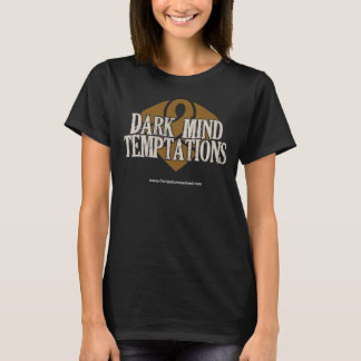 Dark Mind Temptations Black T-Shirt Style 2