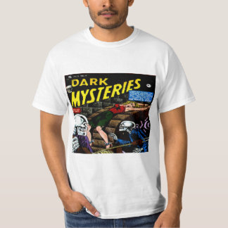 Dark Mysteries Classic Comic Book Cover #19 Shirt