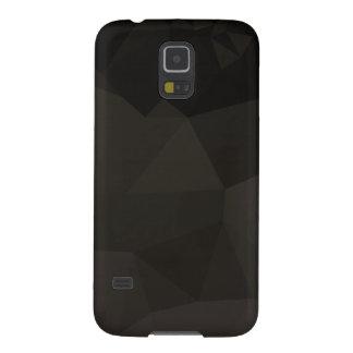 Dark Polygonal Pattern Galaxy S5 Case