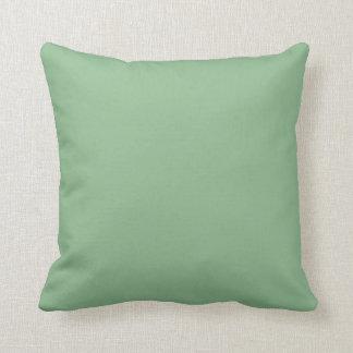 dark sea green pillows