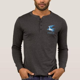 Dark Spirit Henley Shirt