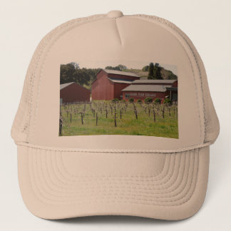 Dark Star Cellars Winery in Paso Robles, CA Trucker Hat