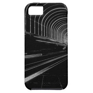 Dark Subway iPhone 5 Case