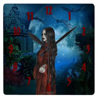 DarkRealms Walking Dead Walk Clock