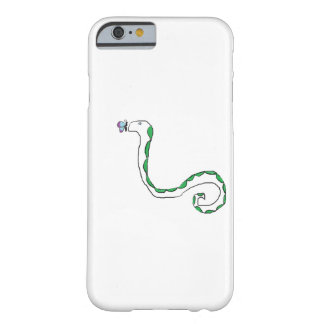 Darla the Snake with her butterfly friend. Barely There iPhone 6 Case