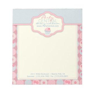 Darling Girl Business Mini Notepad