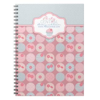 Darling Girl Business Notebook