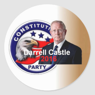 Darrell CASTLE 2016 Sticker