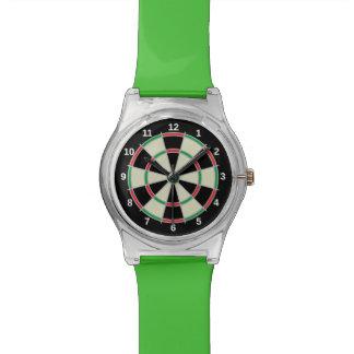 Dartboard Bulls Eye Watch