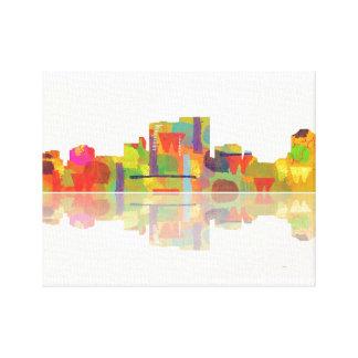 Darwin NT Skyline Canvas Print