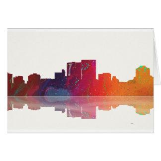 Darwin NT Skyline Card