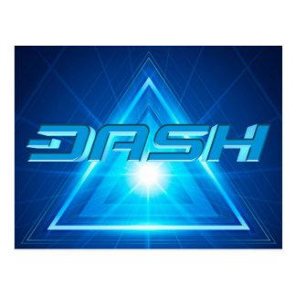 DASH Postcard