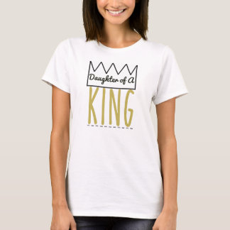 Daughter of a King Christian Tshirt