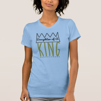 Daughter of a King Christian Workout Tank
