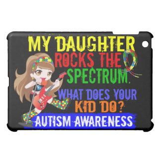 Daughter Rocks The Spectrum Autism iPad Mini Covers