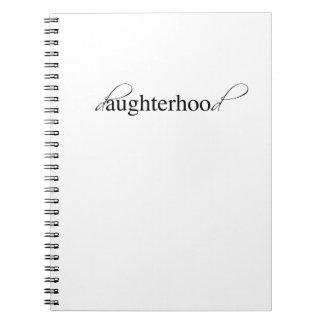 Daughterhood Office Notebook