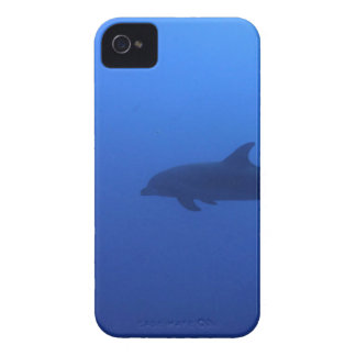 Dauphin Dolphin Customizable iPhone 4 Case-Mate Case