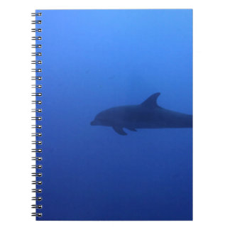 Dauphin Dolphin Customizable Note Book