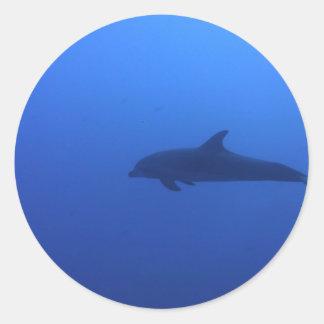 Dauphin Dolphin Customizable Stickers