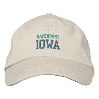 DAVENPORT cap Baseball Cap