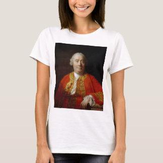 David Hume by Allan Ramsay (1766) T-Shirt