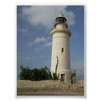 David's Lighthouse Posters