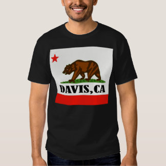 Davis,California -- T-Shirt