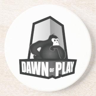 Dawn of Play coaster