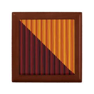 Dawn Through the Blinds Small Square Gift Box