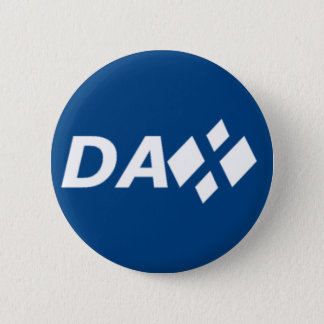 DAX - Diamond Air Xpress Knap/Button 6 Cm Round Badge