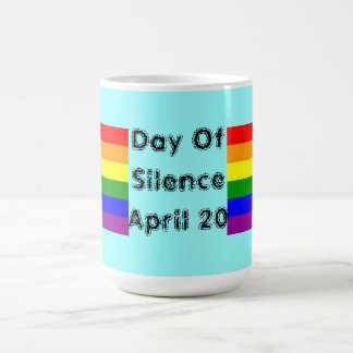 Day Of Silence Mug (Gay Interest)