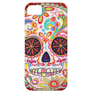 Day of the Dead Art iPhone 5 Cases