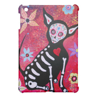 Day of the Dead CHIHUAHUA Ipad Case