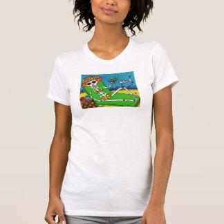 Day of the Dead Margaritaville T-Shirt
