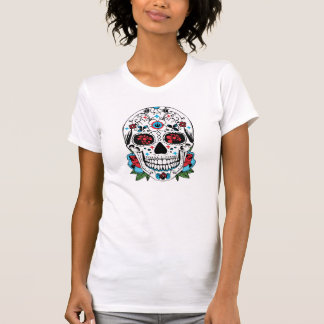 Day of the Dead Mexican Skull t-shirt