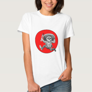 Day of the Dead Motif 2 T-shirts