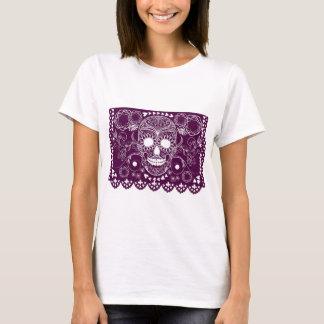 Day of the Dead Purple - Women's T-shirt